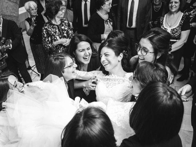 Il matrimonio di Samuele e Aurora a Crispiano, Taranto 34