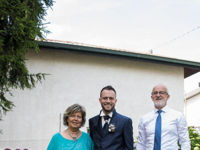 Il matrimonio di Antonio e Sara a Merate, Lecco 10