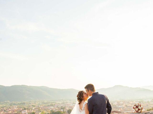 Il matrimonio di Luca e Chiara a Carrara, Massa Carrara 1