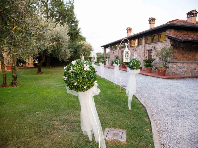Il matrimonio di Luca e Chiara a Carrara, Massa Carrara 33
