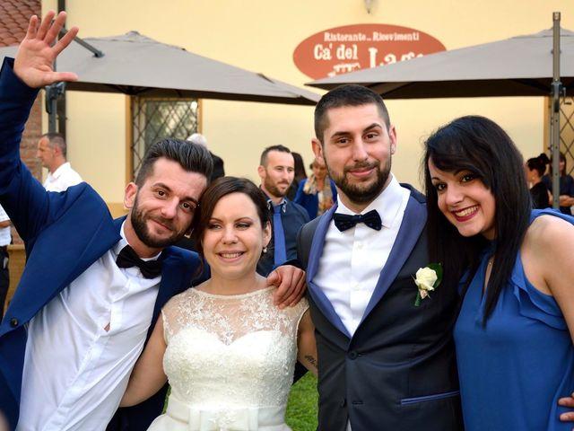 Il matrimonio di Marin e Eleonora a Piove di Sacco, Padova 11