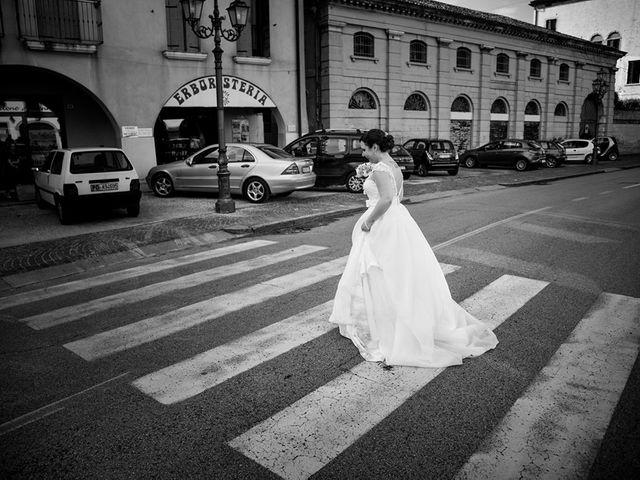 Il matrimonio di Marin e Eleonora a Piove di Sacco, Padova 15