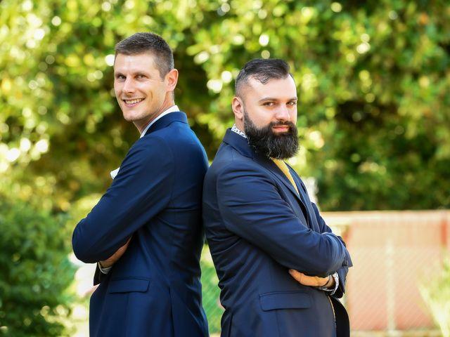 Il matrimonio di Fabio e Veronica a Treviso, Treviso 10