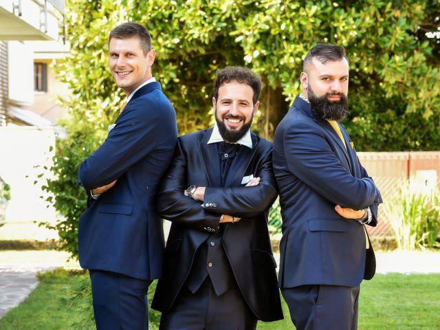 Il matrimonio di Fabio e Veronica a Treviso, Treviso 11