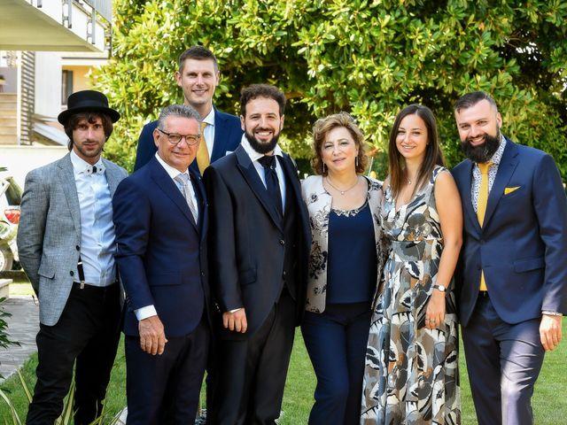 Il matrimonio di Fabio e Veronica a Treviso, Treviso 13