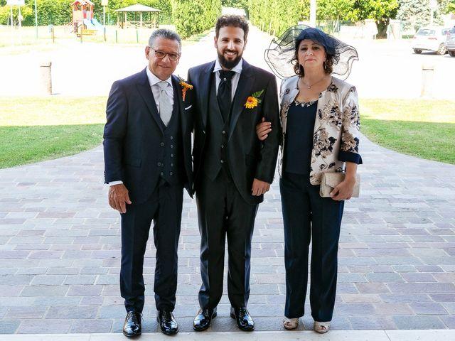 Il matrimonio di Fabio e Veronica a Treviso, Treviso 14