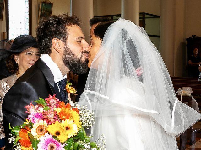 Il matrimonio di Fabio e Veronica a Treviso, Treviso 15