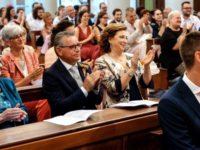 Il matrimonio di Fabio e Veronica a Treviso, Treviso 24