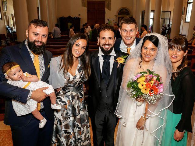 Il matrimonio di Fabio e Veronica a Treviso, Treviso 25