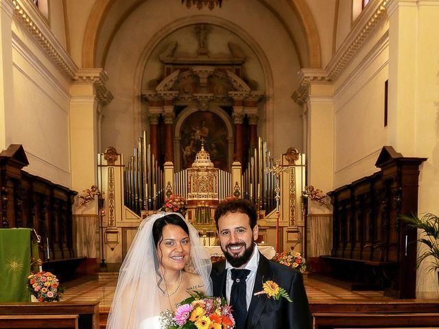 Il matrimonio di Fabio e Veronica a Treviso, Treviso 26