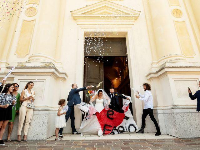 Il matrimonio di Fabio e Veronica a Treviso, Treviso 27