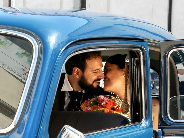 Il matrimonio di Fabio e Veronica a Treviso, Treviso 30