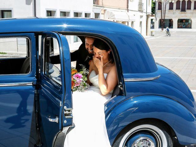 Il matrimonio di Fabio e Veronica a Treviso, Treviso 32