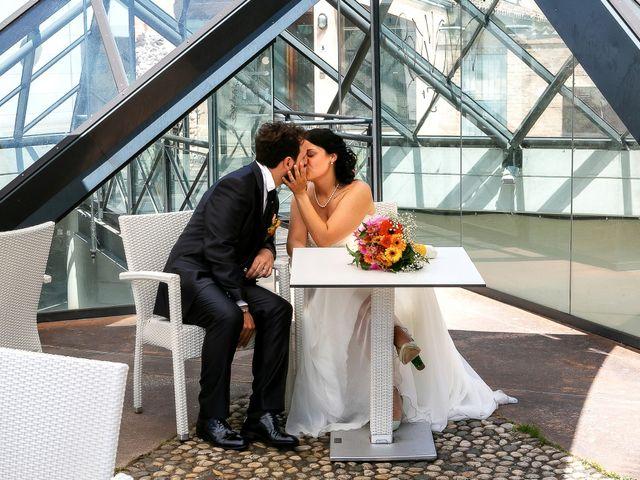 Il matrimonio di Fabio e Veronica a Treviso, Treviso 34