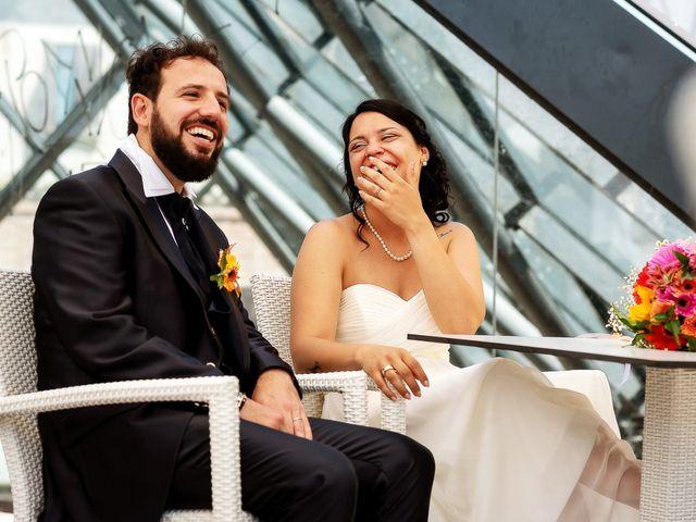 Il matrimonio di Fabio e Veronica a Treviso, Treviso 37