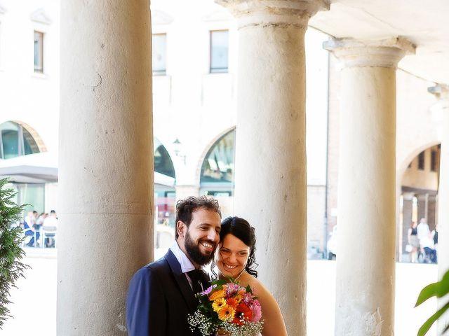 Il matrimonio di Fabio e Veronica a Treviso, Treviso 41