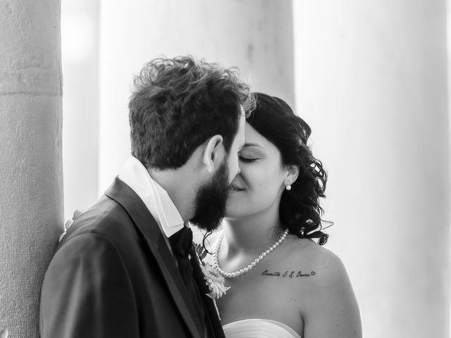 Il matrimonio di Fabio e Veronica a Treviso, Treviso 42