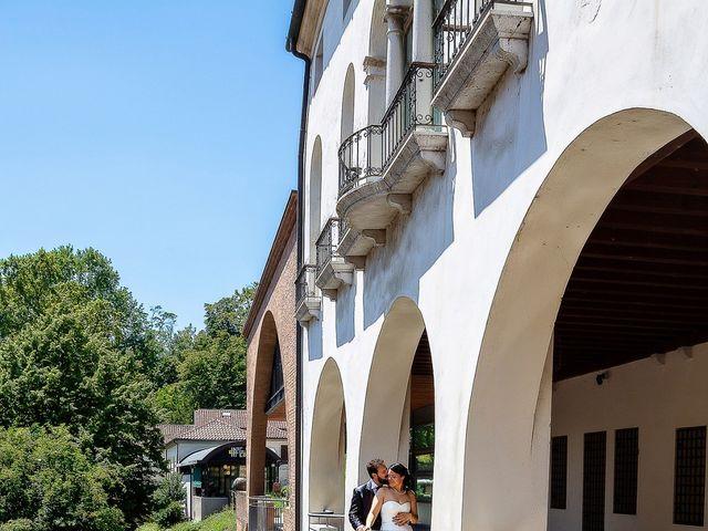 Il matrimonio di Fabio e Veronica a Treviso, Treviso 43