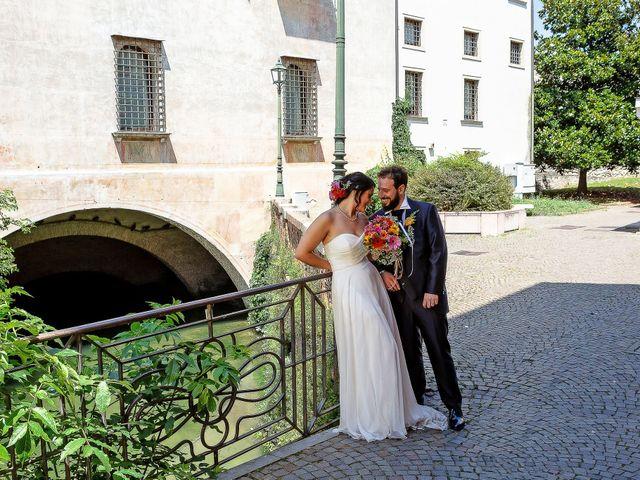 Il matrimonio di Fabio e Veronica a Treviso, Treviso 46