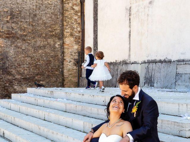 Il matrimonio di Fabio e Veronica a Treviso, Treviso 48