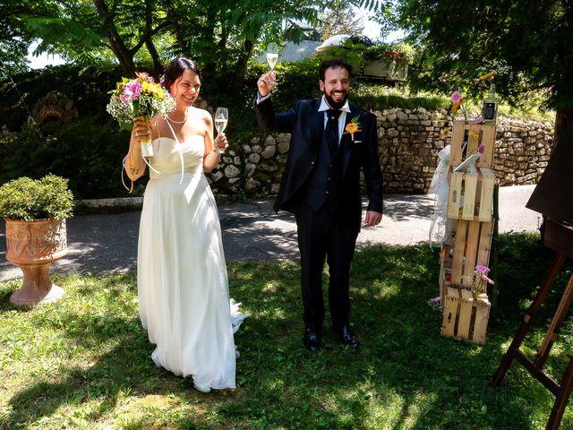 Il matrimonio di Fabio e Veronica a Treviso, Treviso 49