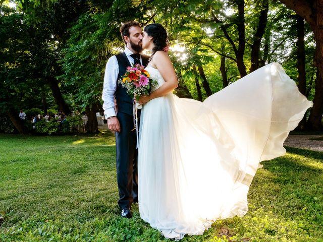 Il matrimonio di Fabio e Veronica a Treviso, Treviso 50