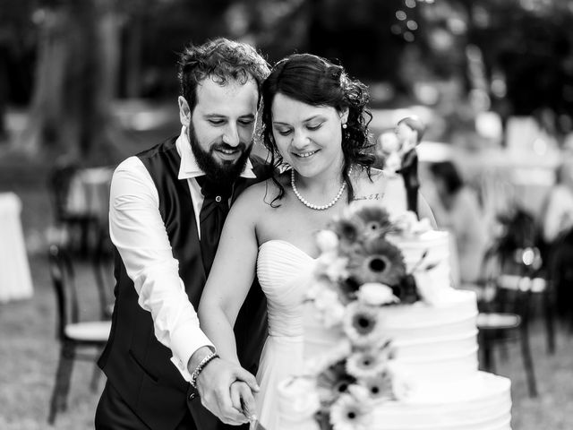 Il matrimonio di Fabio e Veronica a Treviso, Treviso 51