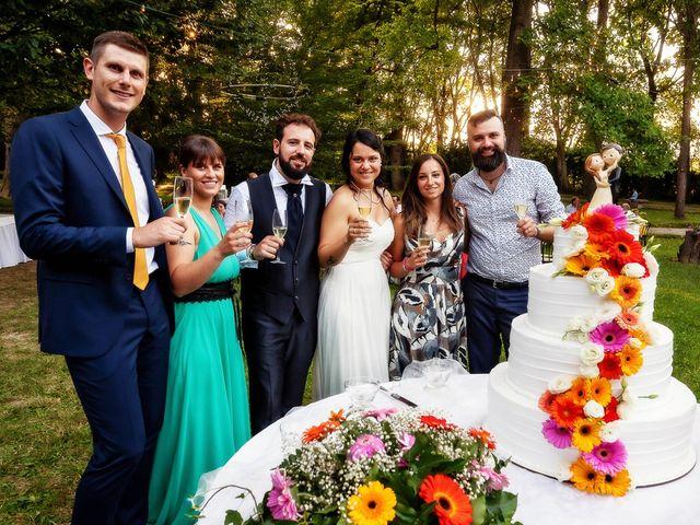 Il matrimonio di Fabio e Veronica a Treviso, Treviso 52