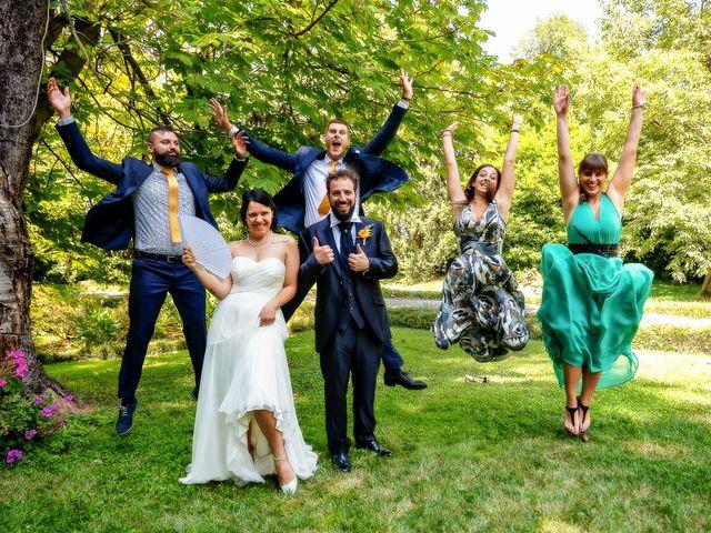 Il matrimonio di Fabio e Veronica a Treviso, Treviso 53