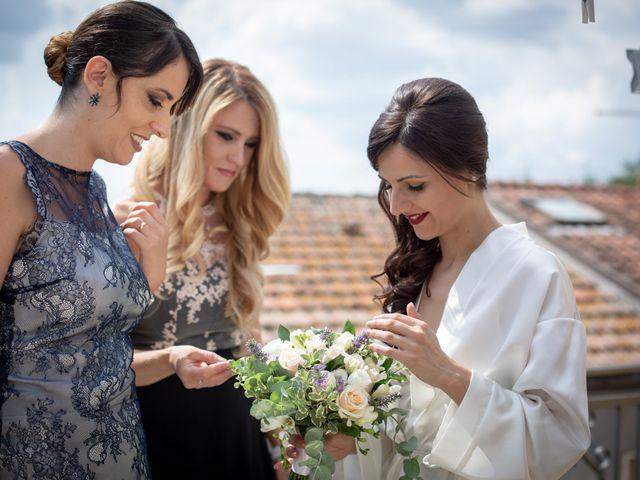 Il matrimonio di Francesco e Marialuisa a Fragneto l'Abate, Benevento 8