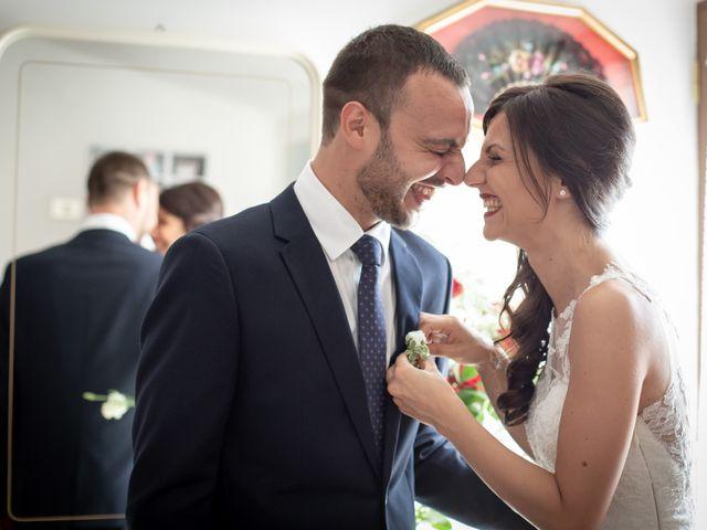 Il matrimonio di Francesco e Marialuisa a Fragneto l'Abate, Benevento 9