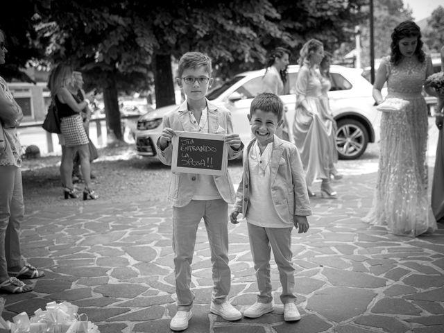 Il matrimonio di Mattia e Fioralba a Bergamo, Bergamo 18