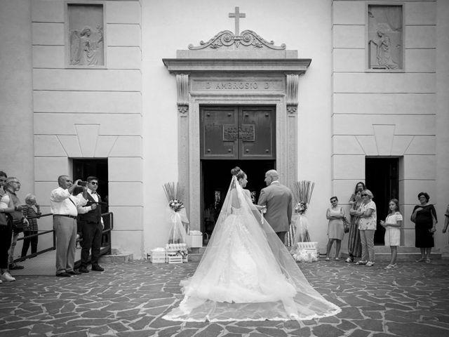 Il matrimonio di Mattia e Fioralba a Bergamo, Bergamo 20