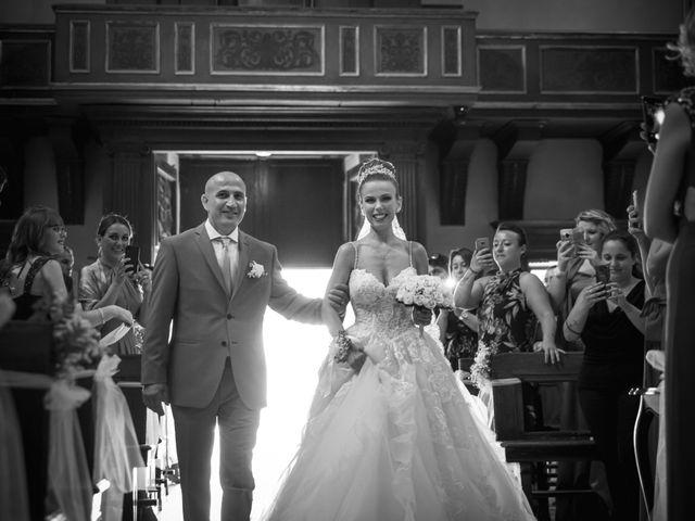 Il matrimonio di Mattia e Fioralba a Bergamo, Bergamo 22