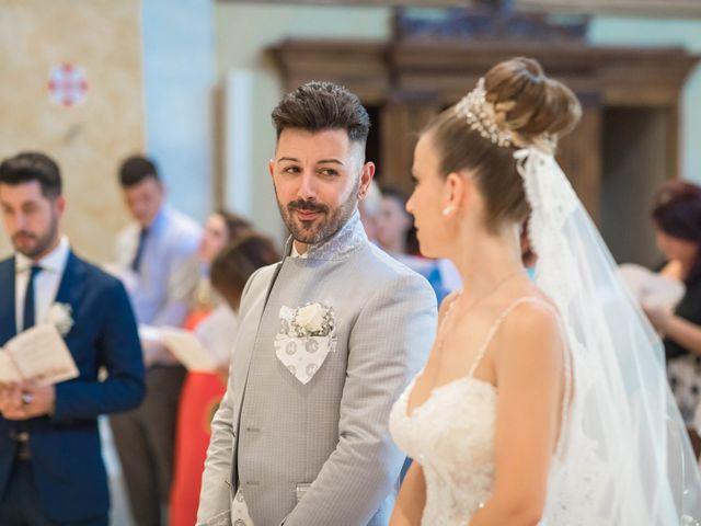 Il matrimonio di Mattia e Fioralba a Bergamo, Bergamo 23