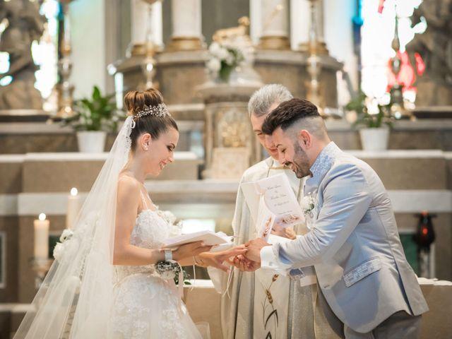 Il matrimonio di Mattia e Fioralba a Bergamo, Bergamo 26