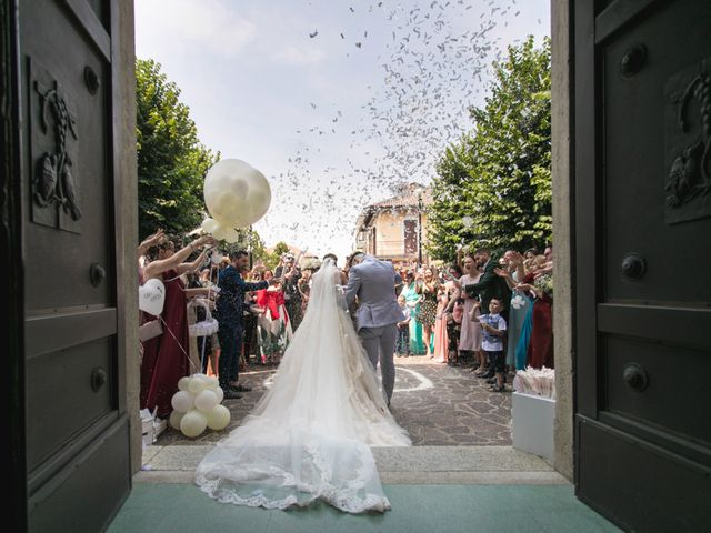 Il matrimonio di Mattia e Fioralba a Bergamo, Bergamo 29