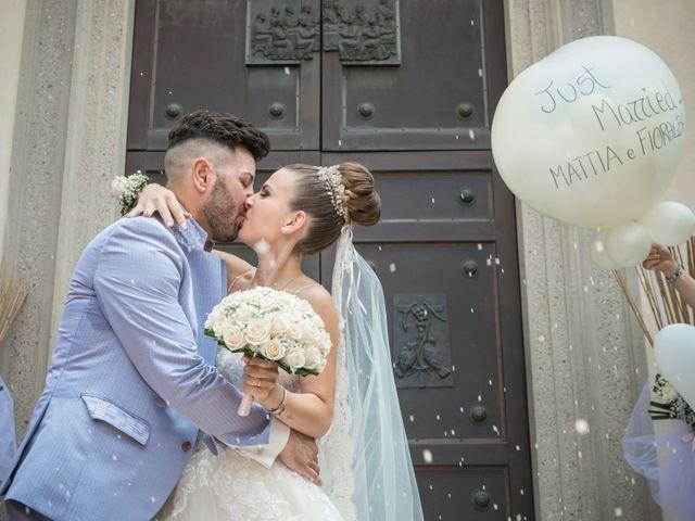 Il matrimonio di Mattia e Fioralba a Bergamo, Bergamo 30
