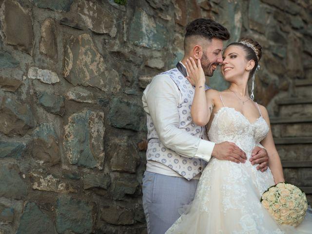 Il matrimonio di Mattia e Fioralba a Bergamo, Bergamo 33