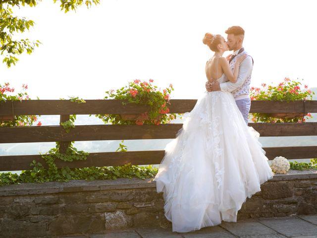 Il matrimonio di Mattia e Fioralba a Bergamo, Bergamo 34