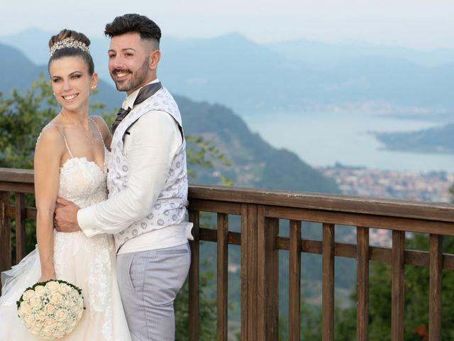 Il matrimonio di Mattia e Fioralba a Bergamo, Bergamo 36