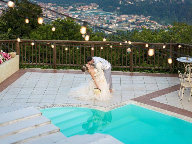 Il matrimonio di Mattia e Fioralba a Bergamo, Bergamo 39