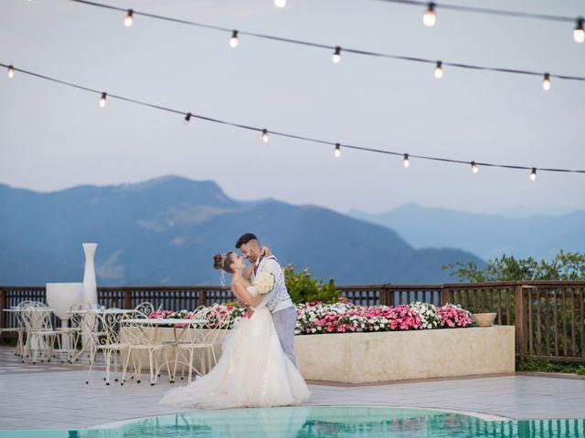 Il matrimonio di Mattia e Fioralba a Bergamo, Bergamo 40