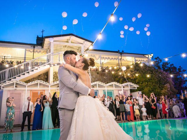 Le nozze di Fioralba e Mattia