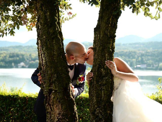 Le nozze di Ambra e Fabio