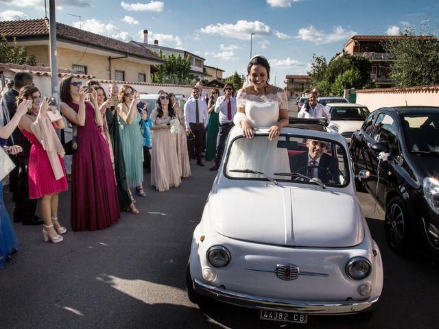 Il matrimonio di Giacomo e Martina a Roma, Roma 2