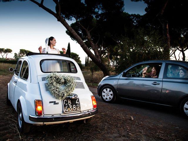 Il matrimonio di Giacomo e Martina a Roma, Roma 7