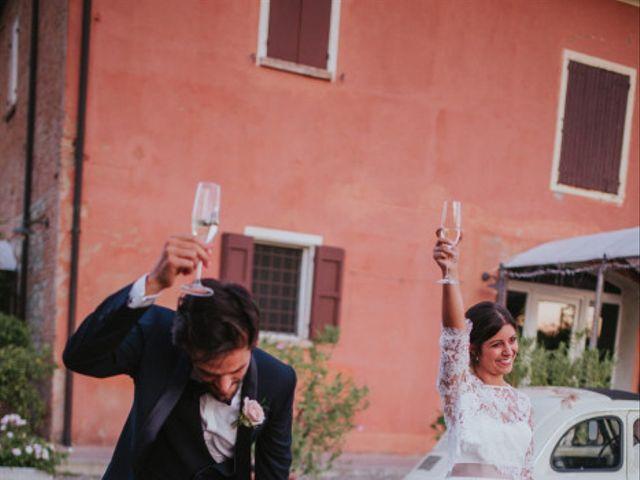 Il matrimonio di Andrea e Francesca a Modena, Modena 87