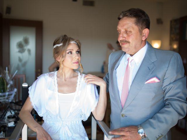 Il matrimonio di Alessio e Ylenia a Carpi, Modena 14