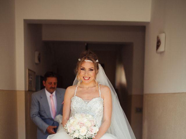 Il matrimonio di Alessio e Ylenia a Carpi, Modena 24